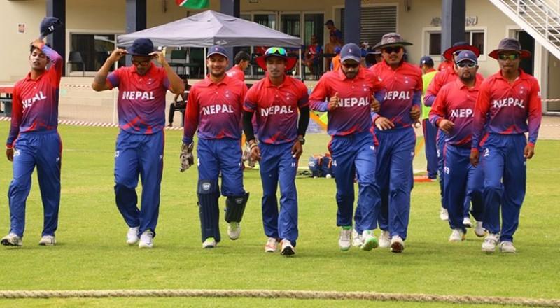 नेपालले २०२२ को विश्वकप टि-२० क्रिकेटको सोझै ग्लोबल छनोट खेल्ने